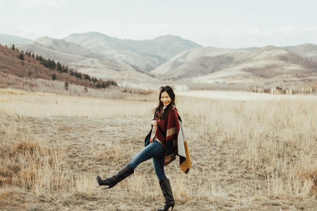 Park City Style Utah Street Style Winter Ski Fashion Chloe Lanvin Burberry