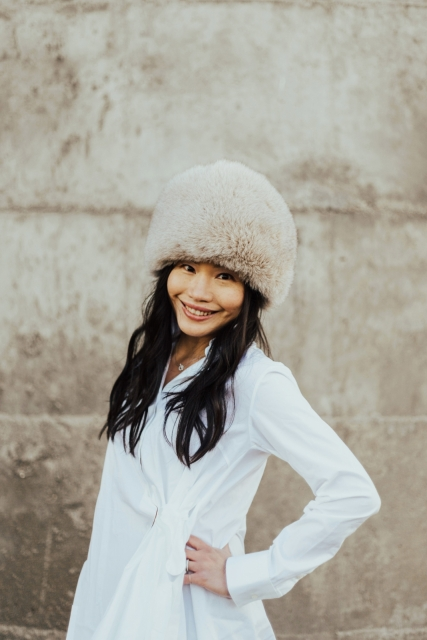 Park City Utah Sundance Fashion Hérmes Street Style
