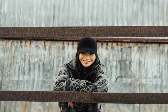 Utah Ski Style Western Park City Fashion Chloe Street Style