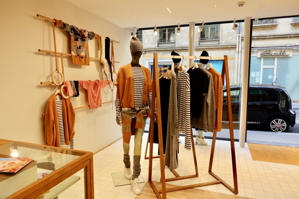 Barrie Knitwear Chanel Cashmere Street Style