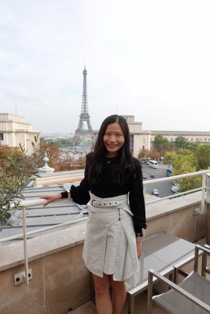 La Reserve Paris Apartements Eiffel Tower Michelle Greenip